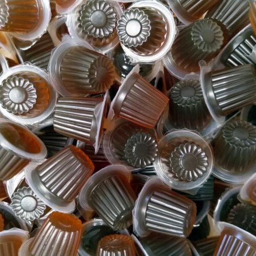 Beetle-jelly (brun-sukker-variant) til insekter